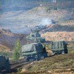 Manévry běloruských a ruských jednotek Západ 2017