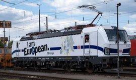 Lokomotiva DB Cargo, ilustrační foto