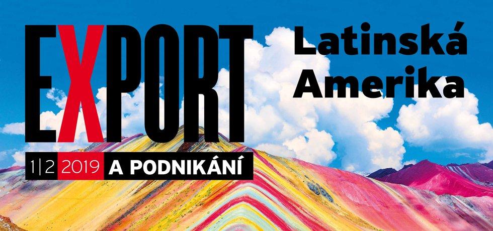 Titulka Export a podnikání 1-2/19