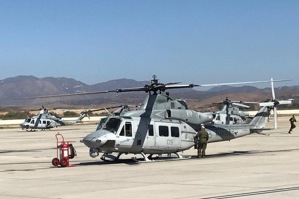 Za pořízení amerických helikoptér lobbuje třeba i bývalý náčelník generálního štábu Jiří Šedivý. A Bell Helicopter spolupráci s ním nepopírá.