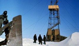 těžba ropy v Arktidě