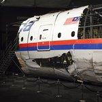 Trosky letu MH17