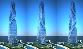 Rotující mrakodrap, který by měl do roku 2020 vzniknout v Dubaji