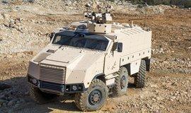 Armáda podepsala smlouvu na dodávku 62 vozidel Titus za šest miliard korun