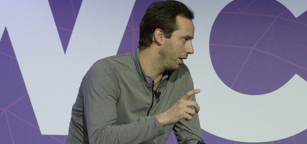 Anthony Levandowski, šéf vývoje autonomních vozů ve společnosti Uber