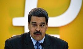 Maduro má plán na záchranu Venezuely. Otevře luxusní kryptoměnové kasino
