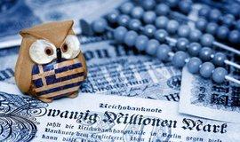 Řecko žádá válečné reparace po Německu, ilustrační foto