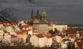Hradčanské panorama