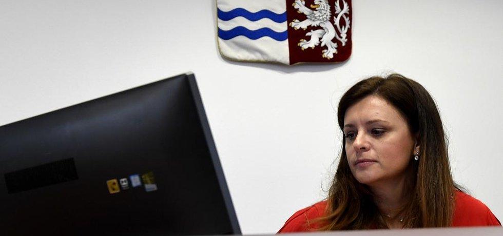 Středočeská hejtmanka Jaroslava Pokorná Jermanová