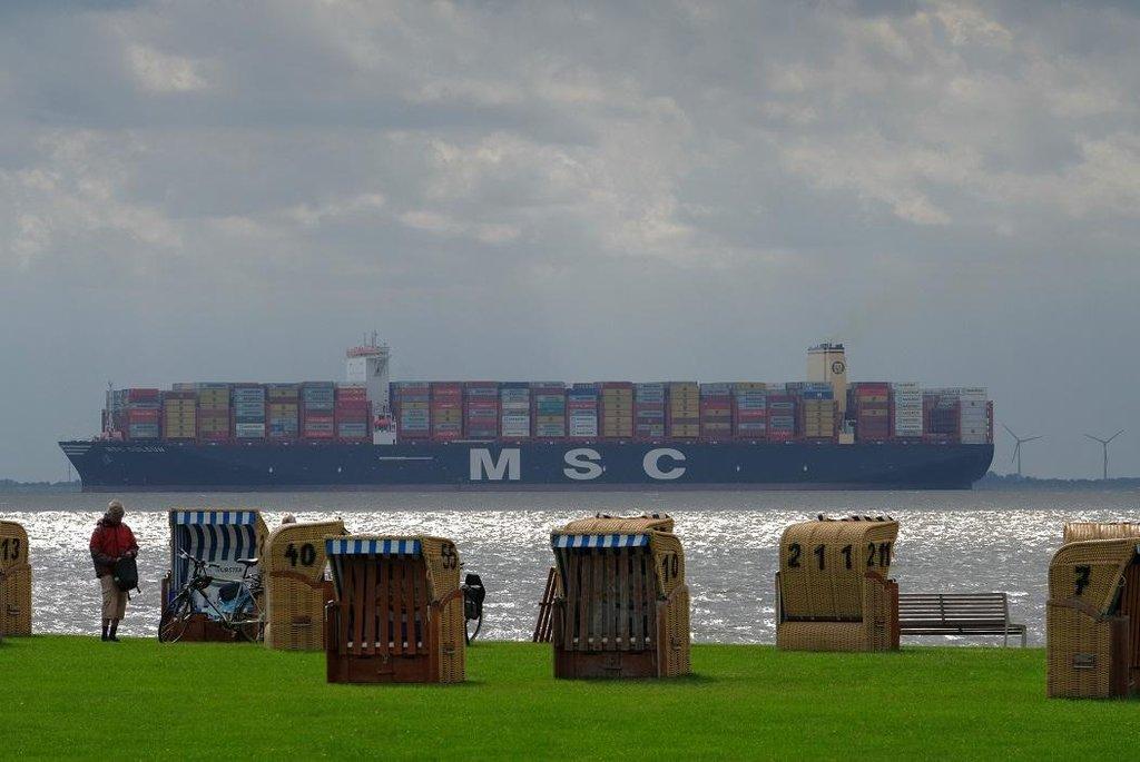 Německý export - ilustrační foto