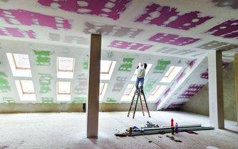 Investice do bydlení - ilustrační foto