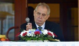 Zeman lhal o exporadci Šarapatkovi. Stát se za něj musí omluvit, rozhodl soud