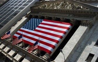 Wall Street, ilustrační foto