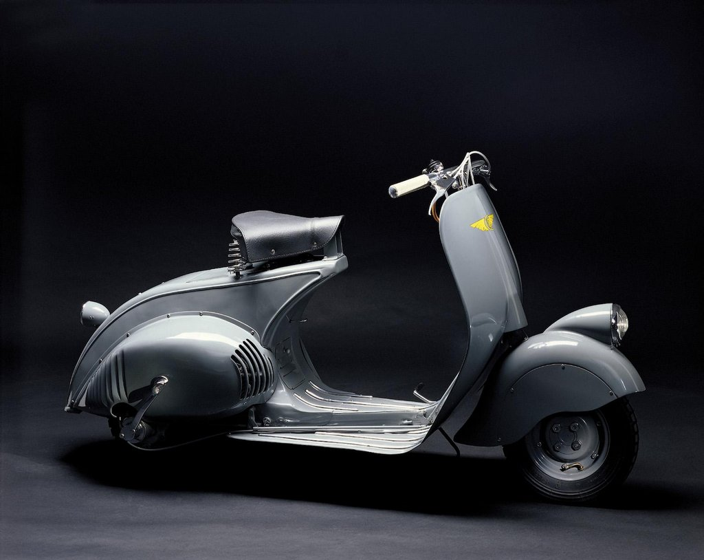 Vespa prototyp MP6, 1945