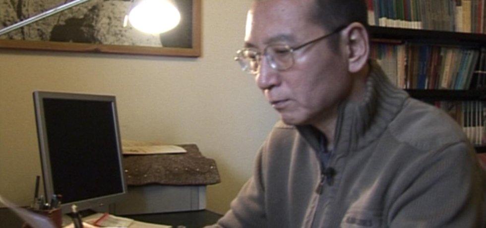 Liou Siao-po (na snímku z roku 2008)