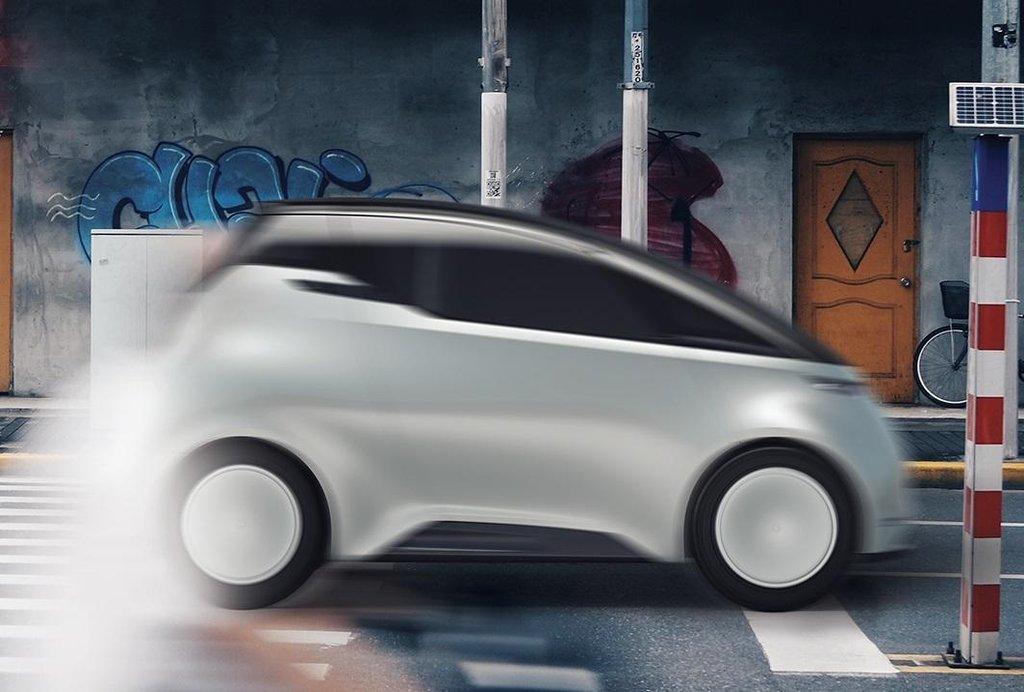 Elektromobil Unity má mít dojezd 290 kilometrů. Pět let zdarma dobíjení u EON, pokud se stanete jejich klienty.