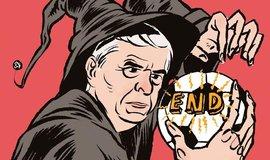 Podivný případ Arsèna Wengera, ilustrace
