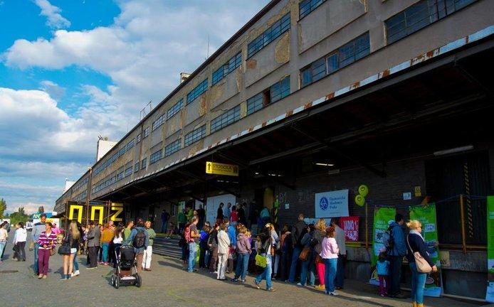 Z budovy bývalého nákladového nádraží se má stát kulturní centrum