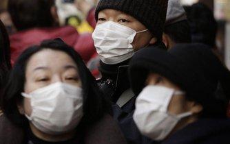 Korona virus v Číně, ilustrační foto