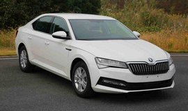 Škoda Superb po faceliftu