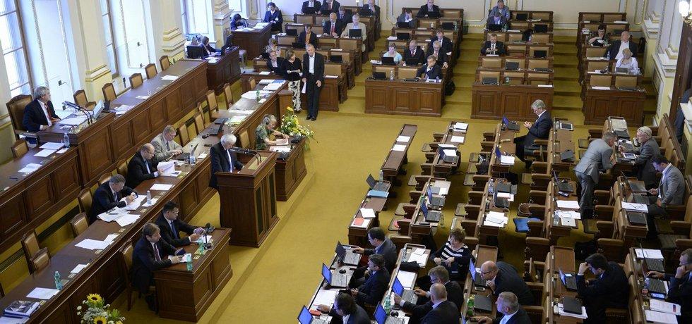 sněmovna (ilustrační foto)