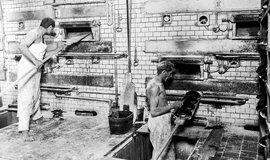 Zátkovy pekárny v Holešovicích