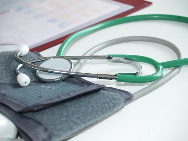 stetoskop, zdravotnictví