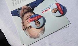 Kampaň prezidentského kandidáta Jiřího Drahoše