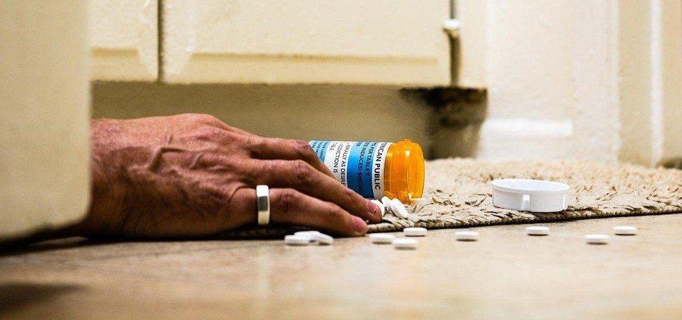 Zneužívání opiátů se šíří po Spojených státech, ilustrační foto