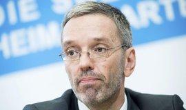 Vládní krize v Rakousku: Kancléř Kurz chce odvolat ministra vnitra Kickla