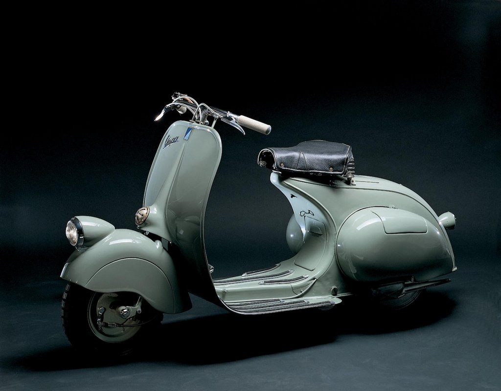 Vespa 98 cm3, 1946