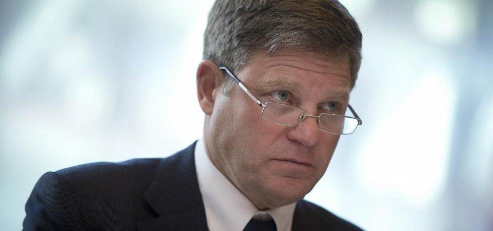 šéf NWR Gareth Penny