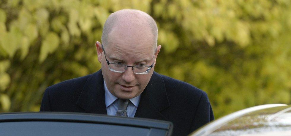 Premiér Bohuslav Sobotka (ČSSD) oznámí konkrétní podobu personální rošády ve vládě nejprve prezidentu Miloši Zemanovi.