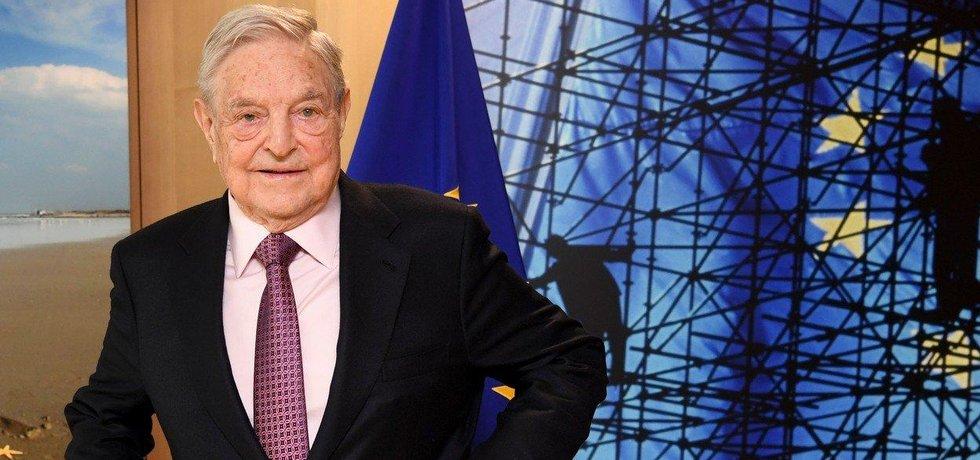 Finančník George Soros