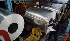 Výroba hliníku, ilustrační foto