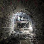 Demonstrační tunel finského trvalého úložiště jaderného odpadu