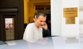 Bývalý detektiv protimafiánského útvaru Luděk Vokál