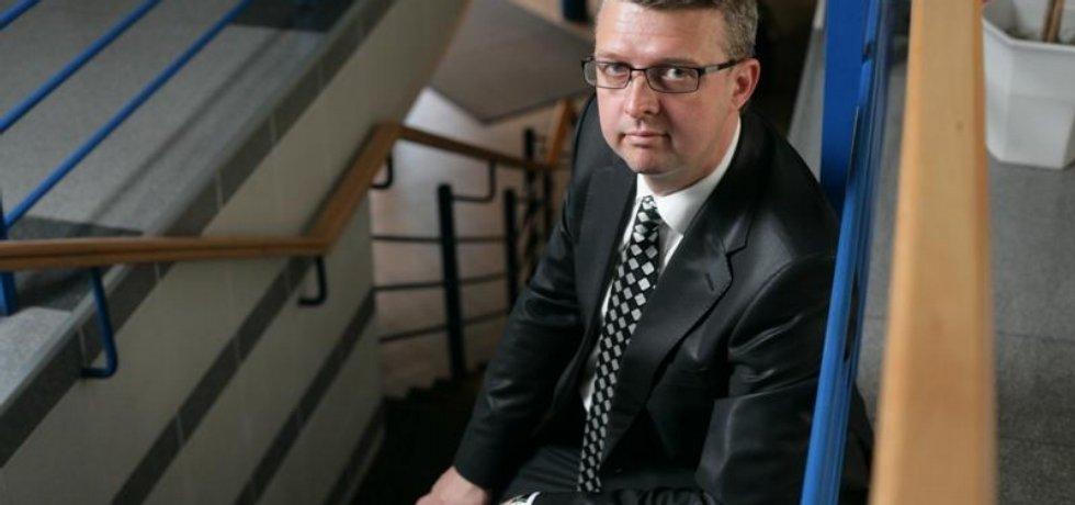 Karel Havlíček, předseda Asociace malých a středních podniků a živnostníků ČR.
