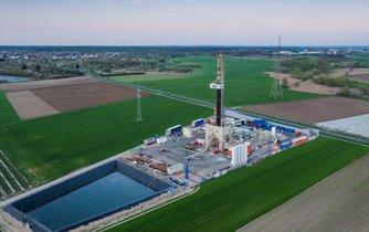 Těžební zařízení MND Drilling