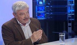 Vladimír Železný v Euro E15 TV
