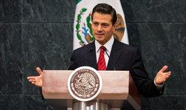 Mexický prezident Enrique Peña Nieto