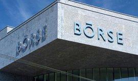 Sídlo švýcarské burzy cenných papírů v Curychu