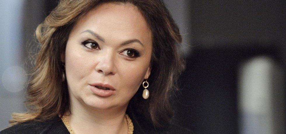 Ruská advokátka Natalja Veselnická