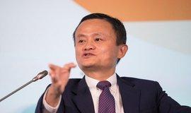 Zakladatel Alibaby Jack Ma, nejbohatší Číňan