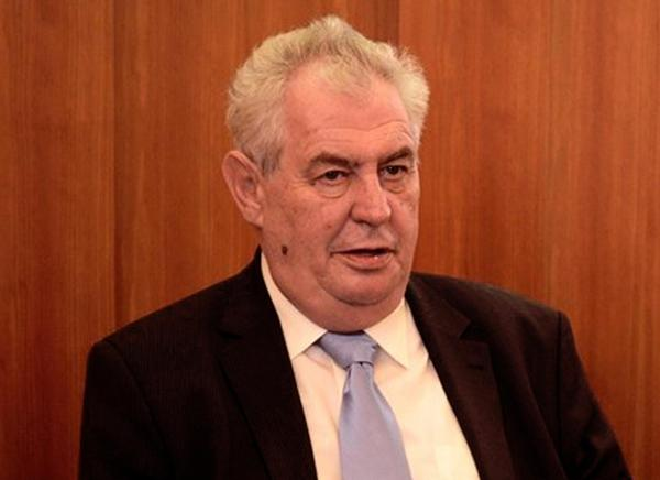 Miloš Zeman,