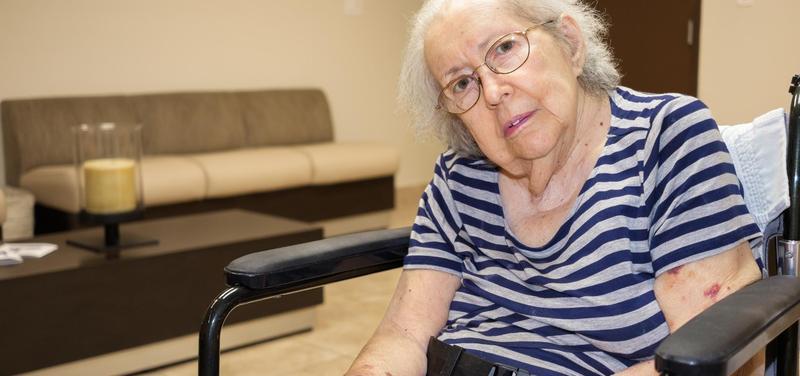 *seniorka, CMP, handicap, stáří, LDN