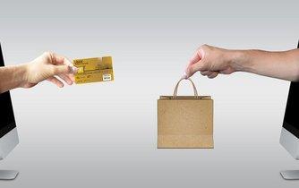 Nakupování online, ilustrační foto
