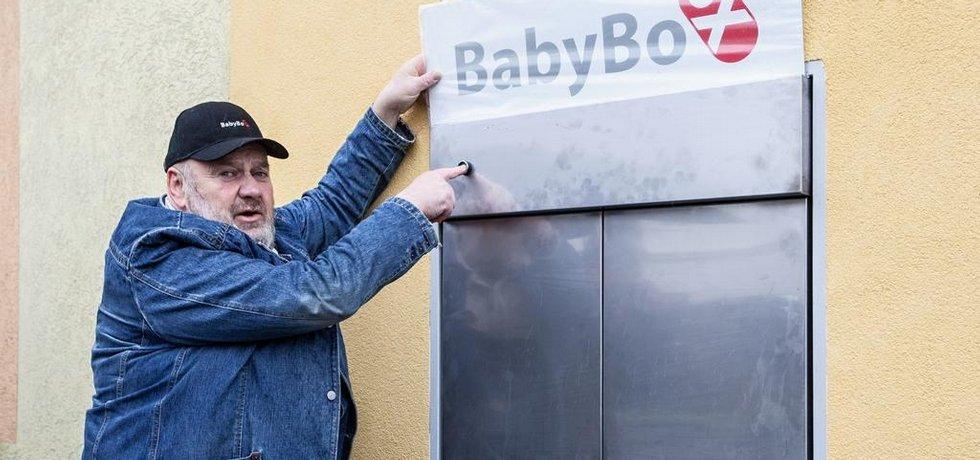 Autor projektu babyboxů Ludvík Hess