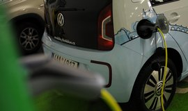 Elektromobil - ilustrační foto