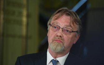 Ministr školství Stanislav Štech